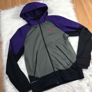 NIKE Men's Therma Fit active jacket sz M LIKE NEW